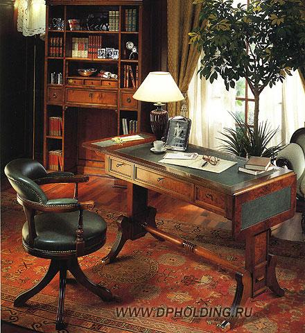 Фото письменного стола в интерьере